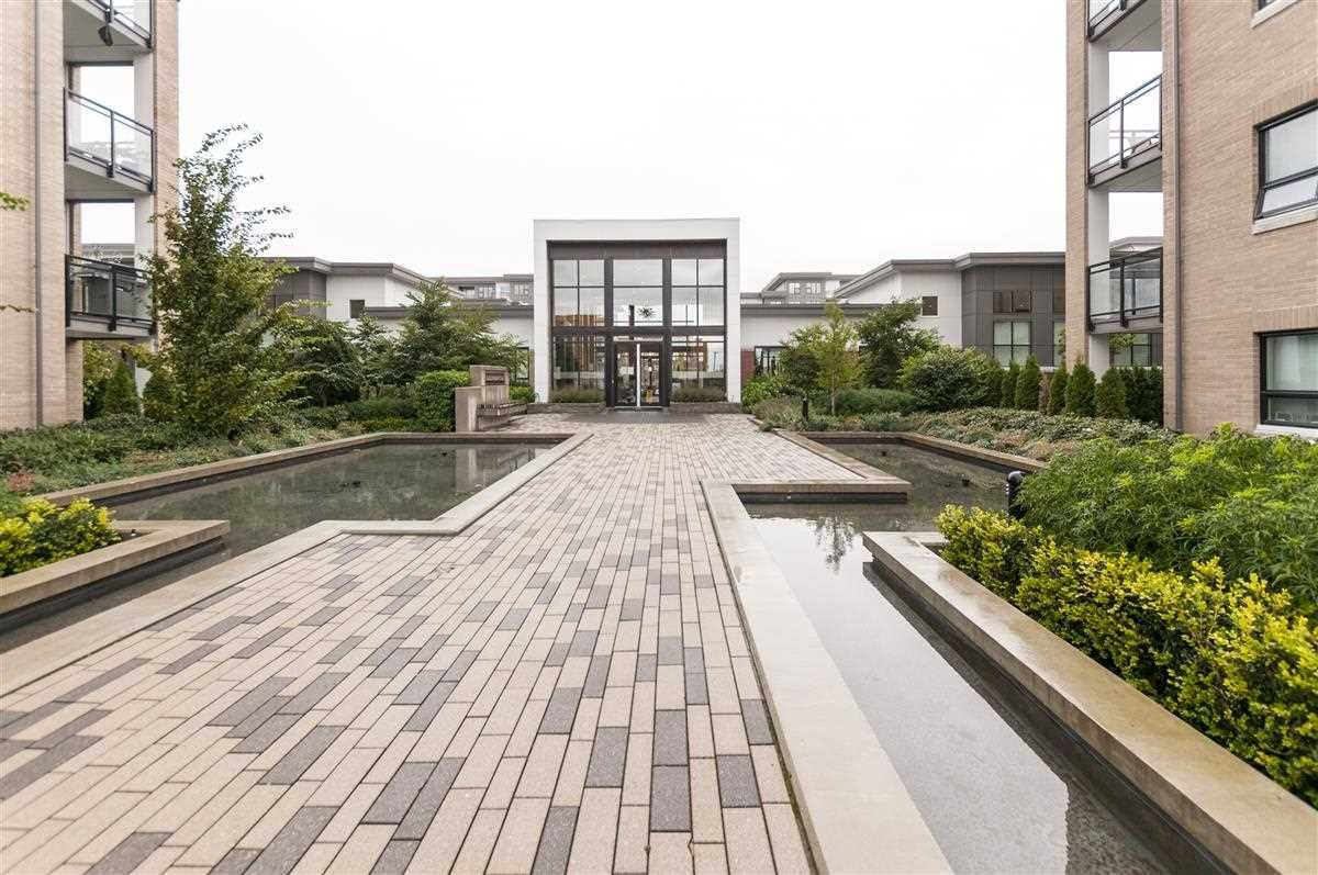 Photo 2: Photos: 309 9399 ALEXANDRA Road in Richmond: West Cambie Condo for sale : MLS®# R2216365