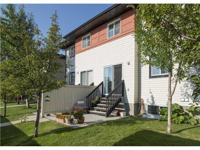 Main Photo: 155 EVERSYDE Common SW in CALGARY: Evergreen Townhouse for sale (Calgary)  : MLS®# C3588275