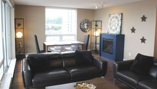 """Photo 9: 1806 39 SIXTH Street in New Westminster: Downtown NW Condo for sale in """"QUANTUM"""" : MLS®# R2408457"""
