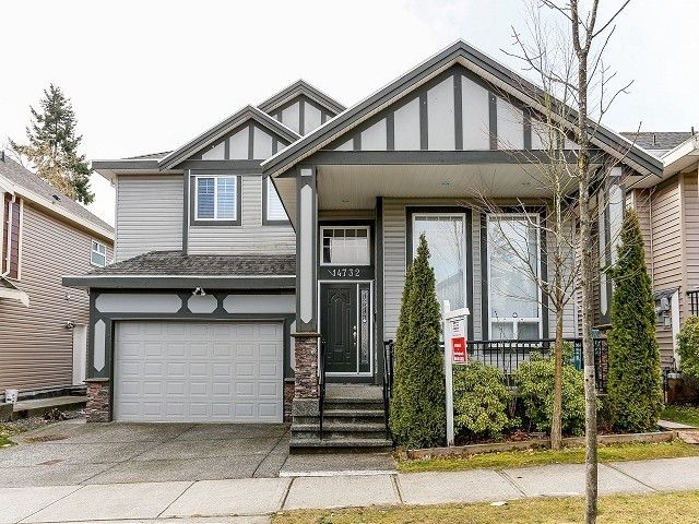 Main Photo: 14732 71A Avenue in Surrey: East Newton House for sale : MLS®# F1437210