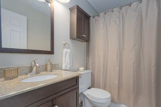 """Photo 20: 116 36060 OLD YALE Road in Abbotsford: Abbotsford East Townhouse for sale in """"Mountainview"""" : MLS®# R2454373"""