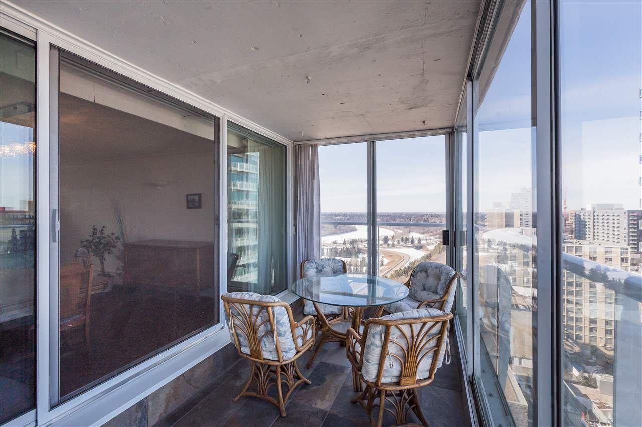 Photo 12: Photos: 1703 11920 100 Avenue in Edmonton: Zone 12 Condo for sale : MLS®# E4233731