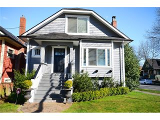 Photo 2: 3292 LAUREL Street in Vancouver: Cambie House for sale (Vancouver West)  : MLS®# V1050067