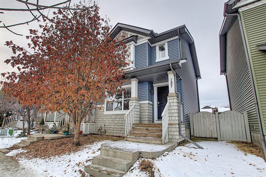 Move in ready! This property features a double, detached garage!