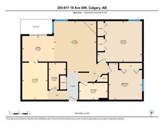 Photo 23: 203 917 18 Avenue SW in Calgary: Lower Mount Royal Apartment for sale : MLS®# A1099255