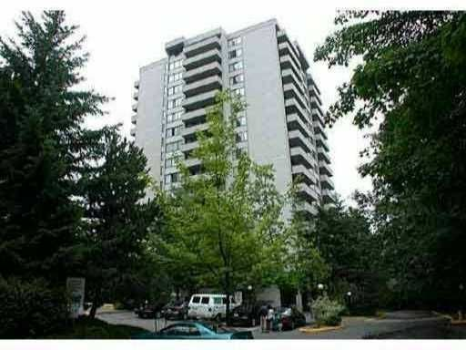 """Main Photo: 405 2060 BELLWOOD Avenue in Burnaby: Brentwood Park Condo for sale in """"VANTAGE POINT II"""" (Burnaby North)  : MLS®# V819691"""
