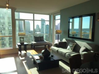 Photo 15: DOWNTOWN Condo for rent : 2 bedrooms : 325 7Th Ave #1507 in San Diego