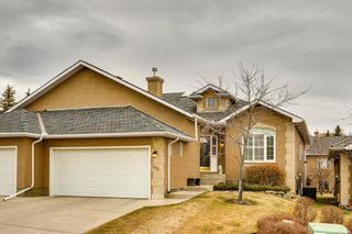 Main Photo: 358 Signature Court SW in Calgary: Signal Hill Semi Detached for sale : MLS®# A1093958
