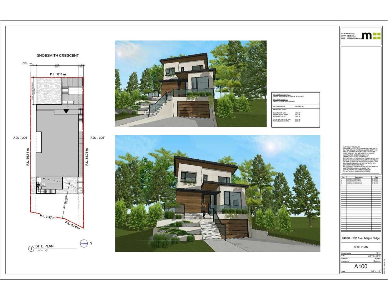 """Main Photo: 13184 SHOESMITH Loop in Maple Ridge: Silver Valley Land for sale in """"Silver Valley"""" : MLS®# R2467915"""
