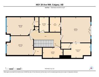 Photo 35: 4831 20 Avenue NW in Calgary: Montgomery Semi Detached for sale : MLS®# A1108874