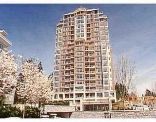 """Photo 1: 601 5775 HAMPTON Place in Vancouver: University VW Condo for sale in """"THE CHATHAM"""" (Vancouver West)  : MLS®# V709562"""