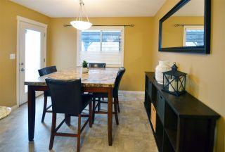Photo 8: 120 CASTLE Drive in Edmonton: Zone 27 House Half Duplex for sale : MLS®# E4225009