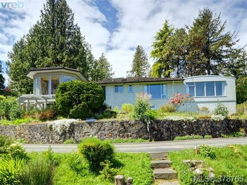 Main Photo: 3980 Locarno Lane in VICTORIA: SE Arbutus House for sale (Saanich East)  : MLS®# 760694