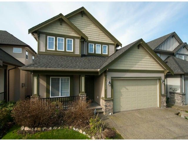 """Main Photo: 7289 198TH Street in Langley: Willoughby Heights House for sale in """"Mountain View Estates"""" : MLS®# F1305133"""
