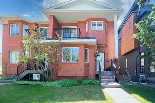 Main Photo: 2609 3 Avenue NW in Calgary: West Hillhurst Semi Detached for sale : MLS®# A1114915