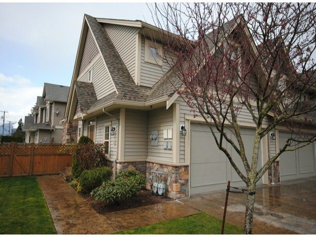 Main Photo: 1 45377 SOUTH SUMAS Road in Sardis: Sardis West Vedder Rd Condo for sale : MLS®# H1301142