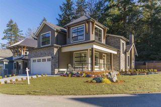 """Photo 1: 25 1885 COLUMBIA VALLEY Road: Lindell Beach House for sale in """"AQUADEL CROSSING"""" (Cultus Lake)  : MLS®# R2250005"""