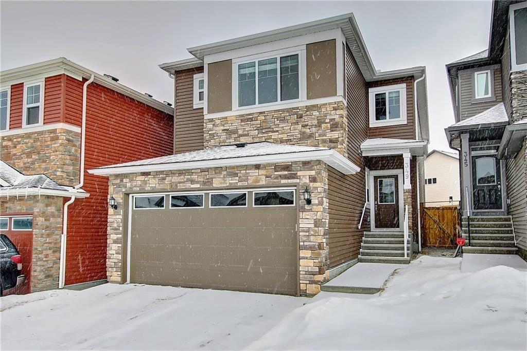 Main Photo: 349 NOLANHURST Crescent NW in Calgary: Nolan Hill Detached for sale : MLS®# C4280058