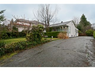 """Photo 1: 375 GUILBY Street in Coquitlam: Coquitlam West House for sale in """"CARIBOO/MAILLARDVILLE"""" : MLS®# V996440"""
