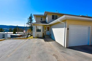 "Photo 1: 38 350 PEARKES DRIVE in Williams Lake: Williams Lake - City Townhouse for sale in ""SUNRIDGE GARDENS"" (Williams Lake (Zone 27))  : MLS®# R2566251"