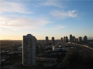 "Photo 2: 2302 2133 DOUGLAS Road in Burnaby: Brentwood Park Condo for sale in ""PERSPECTIVES"" (Burnaby North)  : MLS®# V864191"