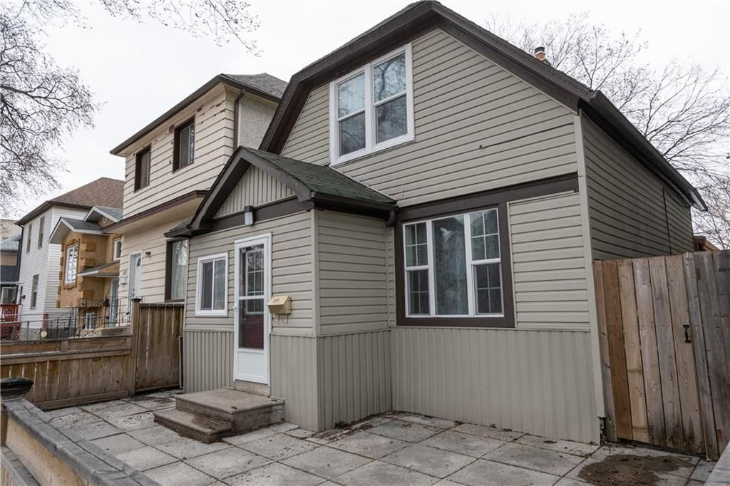 Main Photo: 509 Victor Street in Winnipeg: West End Residential for sale (5A)  : MLS®# 202123063