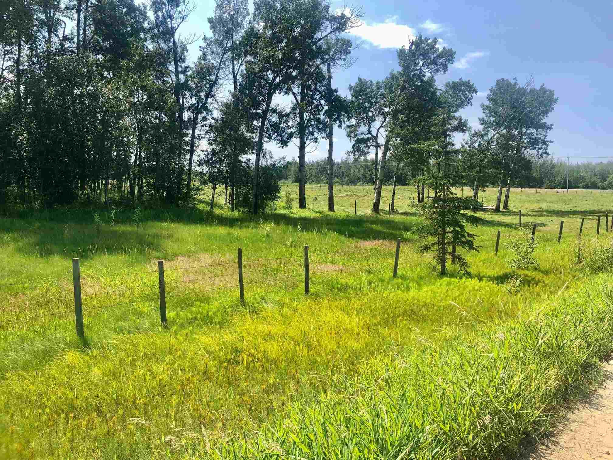 Main Photo: Hwy 780 Twp Rd 470: Rural Wetaskiwin County Rural Land/Vacant Lot for sale : MLS®# E4235412
