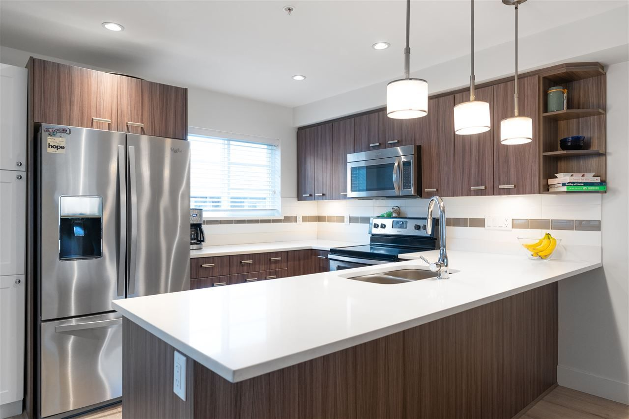 """Main Photo: 65 23651 132 Avenue in Maple Ridge: Silver Valley Townhouse for sale in """"Myron's Muse"""" : MLS®# R2551582"""