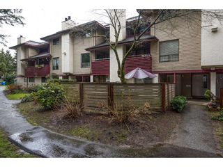"""Photo 1: 10531 HOLLY PARK Lane in Surrey: Guildford Townhouse for sale in """"HOLLY PARK LANE"""" (North Surrey)  : MLS®# R2147163"""