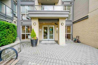 """Photo 27: 314 225 FRANCIS Way in New Westminster: Fraserview NW Condo for sale in """"THE WHITTAKER"""" : MLS®# R2592315"""