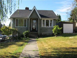 Photo 1: 350 SHERBROOKE Street in New Westminster: Sapperton House for sale : MLS®# V999600