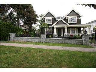 Photo 1: 6826 LABURNUM Street in Vancouver West: Home for sale : MLS®# R2019118