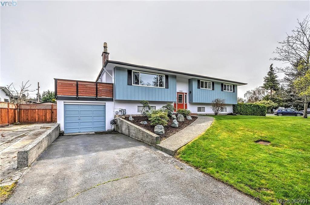 Main Photo: 1510 Edgemont Rd in VICTORIA: SE Gordon Head House for sale (Saanich East)  : MLS®# 783825