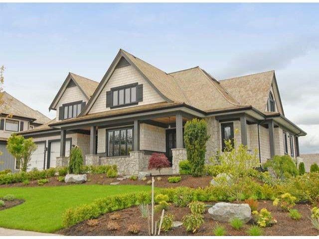 Main Photo: 15671 39A AV in Surrey: Morgan Creek House for sale (South Surrey White Rock)  : MLS®# F1313307