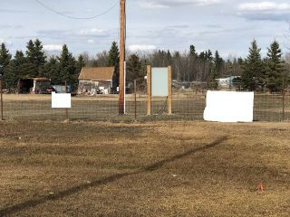 Main Photo: 5004 52 Avenue: Chipman Vacant Lot for sale : MLS®# E4216953