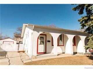 Photo 1: 6775 Betsworth Avenue in Winnipeg: Charleswood Residential for sale (South Winnipeg)  : MLS®# 1609299