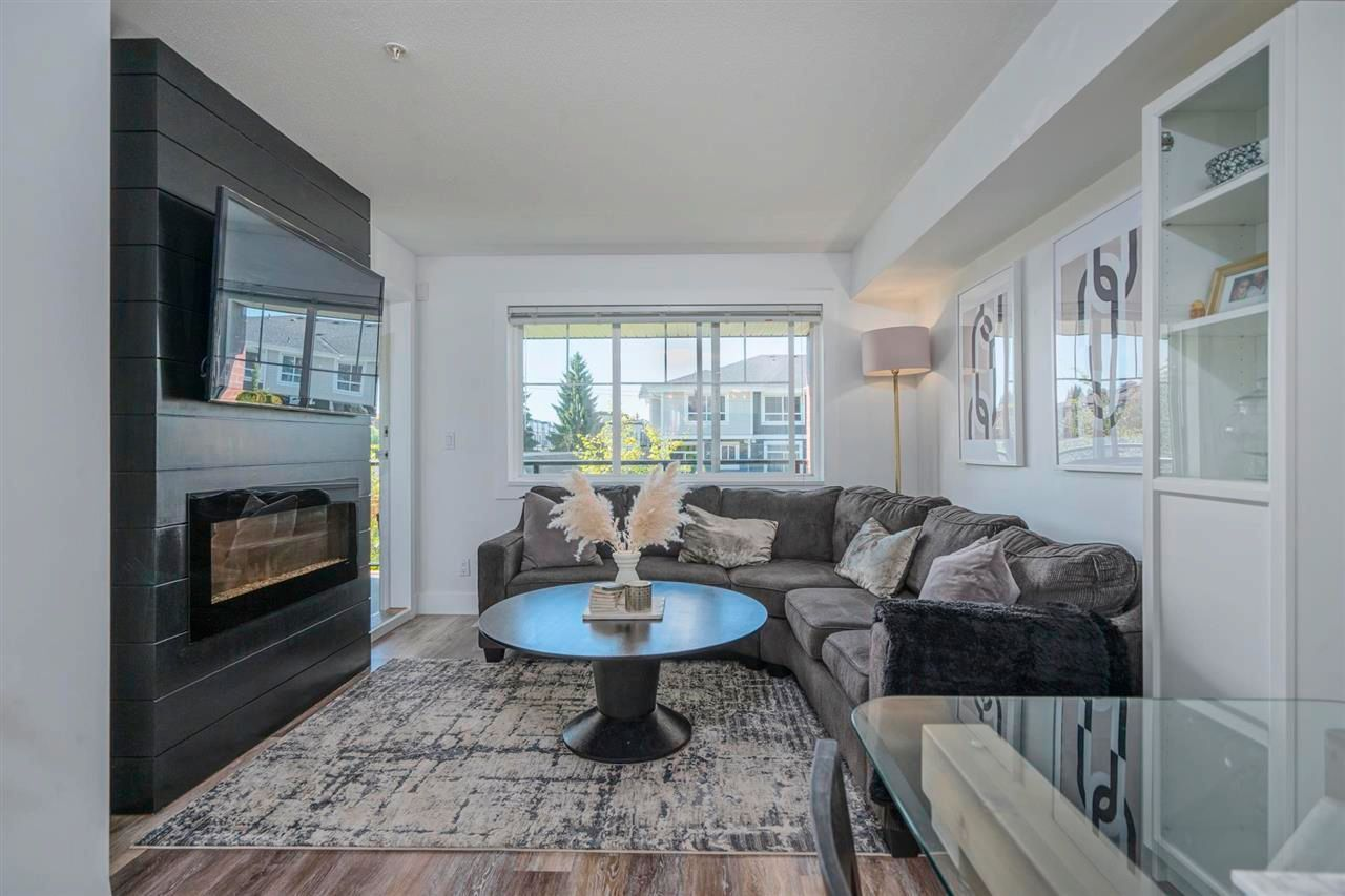 """Main Photo: 208 19774 56 Avenue in Langley: Langley City Condo for sale in """"Madison Station"""" : MLS®# R2586627"""