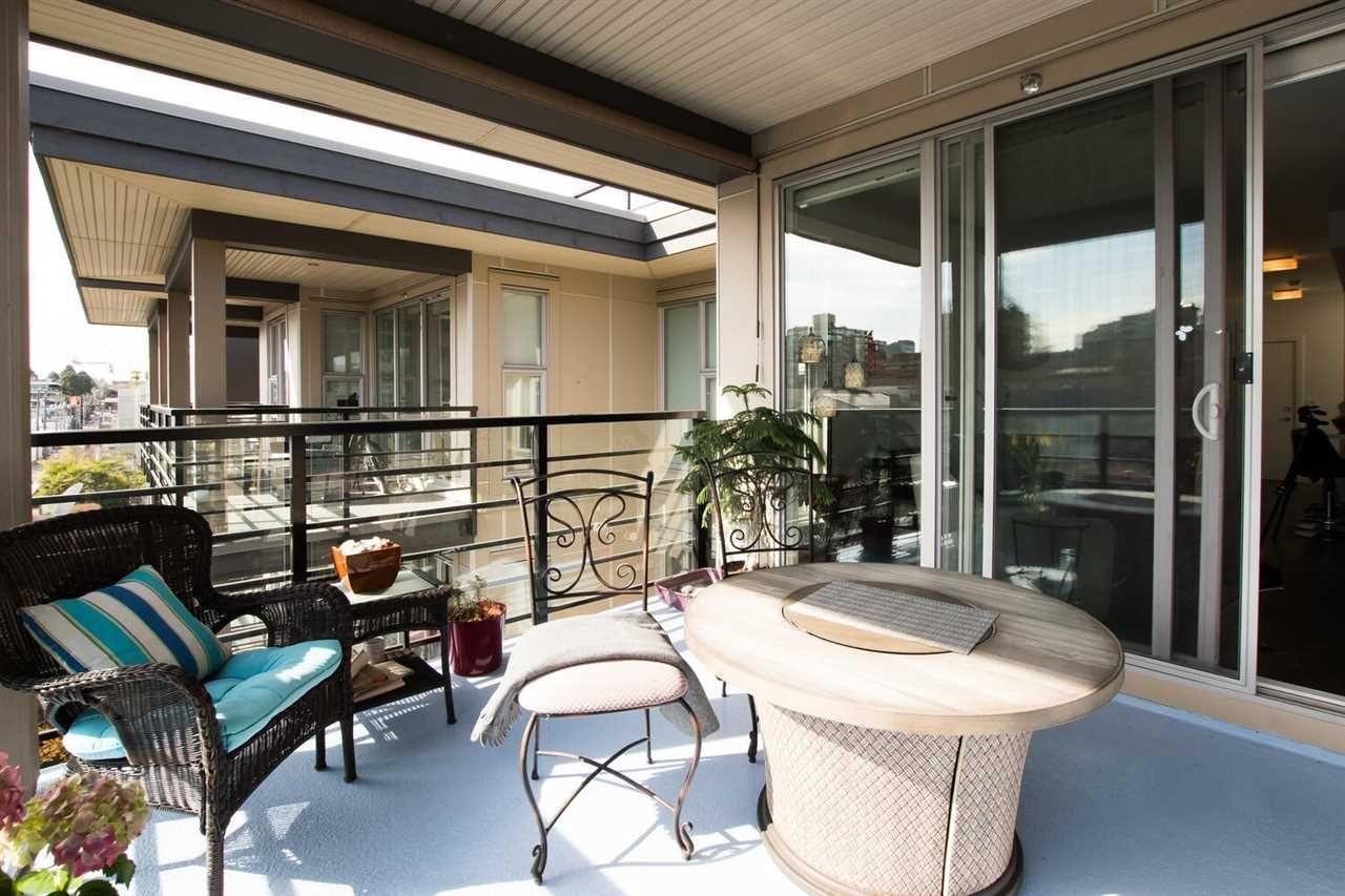 "Photo 19: Photos: 411 1628 W 4TH Avenue in Vancouver: False Creek Condo for sale in ""RADIUS"" (Vancouver West)  : MLS®# R2552543"