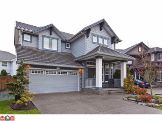 Photo 1: 3433 154A Street in Surrey: Morgan Creek House for sale (South Surrey White Rock)  : MLS®# F1122994