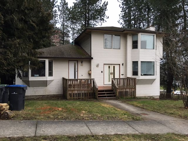 Main Photo: 47-49 & 51 Dufferin Street in New Westminster: Downtown NW Duplex for sale