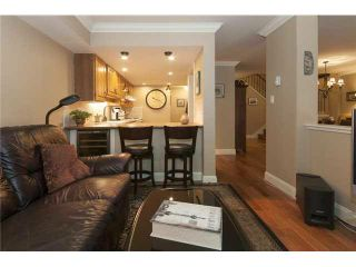 """Photo 6: 11 3980 CANADA Way in Burnaby: Burnaby Hospital Townhouse for sale in """"LODGES AT CADCADE VILLAGE"""" (Burnaby South)  : MLS®# V1131083"""