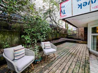 """Photo 18: 108 2250 OXFORD Street in Vancouver: Hastings Condo for sale in """"LANDMARK OXFORD"""" (Vancouver East)  : MLS®# R2528239"""