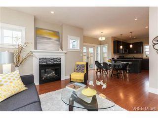 Photo 5: B 7880 Wallace Dr in SAANICHTON: CS Saanichton Half Duplex for sale (Central Saanich)  : MLS®# 686274