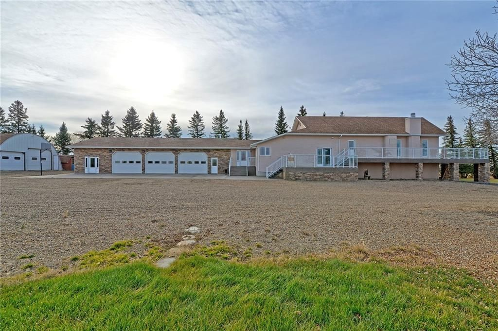 Main Photo: 322071A Range Road 244 Road: Rural Kneehill County Detached for sale : MLS®# A1148873