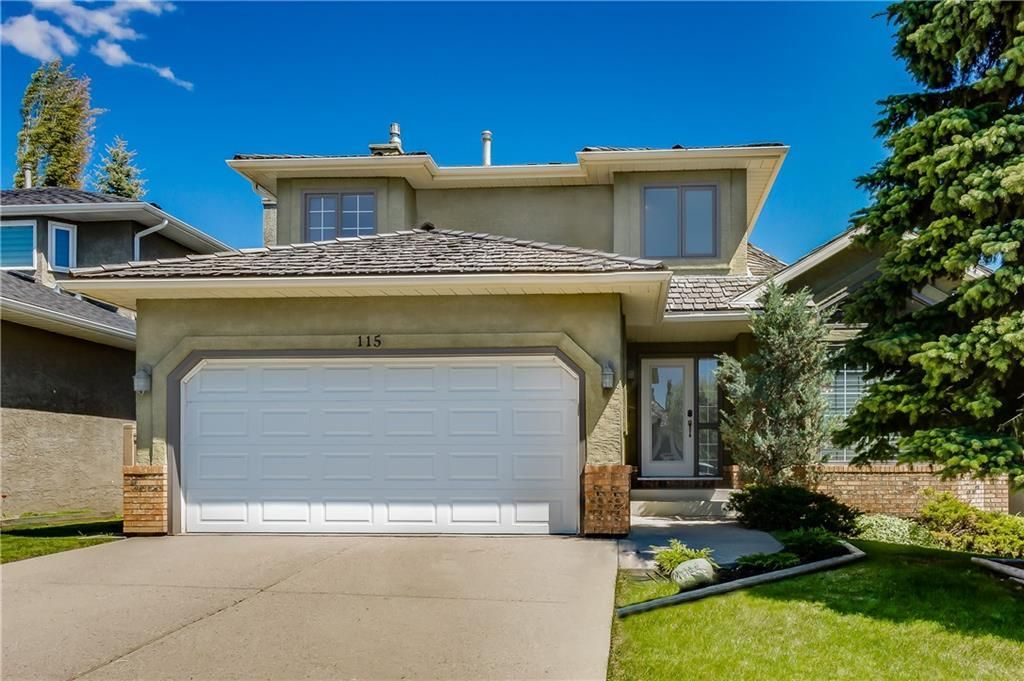 Photo 1: Photos: 115 SIERRA MORENA Circle SW in Calgary: Signal Hill Detached for sale : MLS®# C4299539