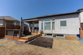 Photo 49: 148 Autumnview Drive in Winnipeg: South Pointe Residential for sale (1R)  : MLS®# 202109065