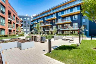 """Photo 1: 413 3588 SAWMILL Crescent in Vancouver: South Marine Condo for sale in """"Avalon 1"""" (Vancouver East)  : MLS®# R2575677"""