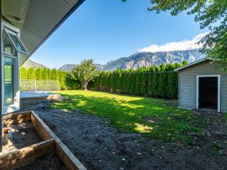 Photo 39: 1552 GARDEN STREET: Lillooet House for sale (South West)  : MLS®# 164189