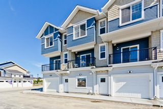 Photo 2: 504 115 Sagewood Drive: Airdrie Row/Townhouse for sale : MLS®# A1059730