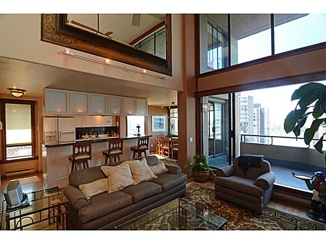 FEATURED LISTING: 1603 - 1236 BIDWELL Street Vancouver